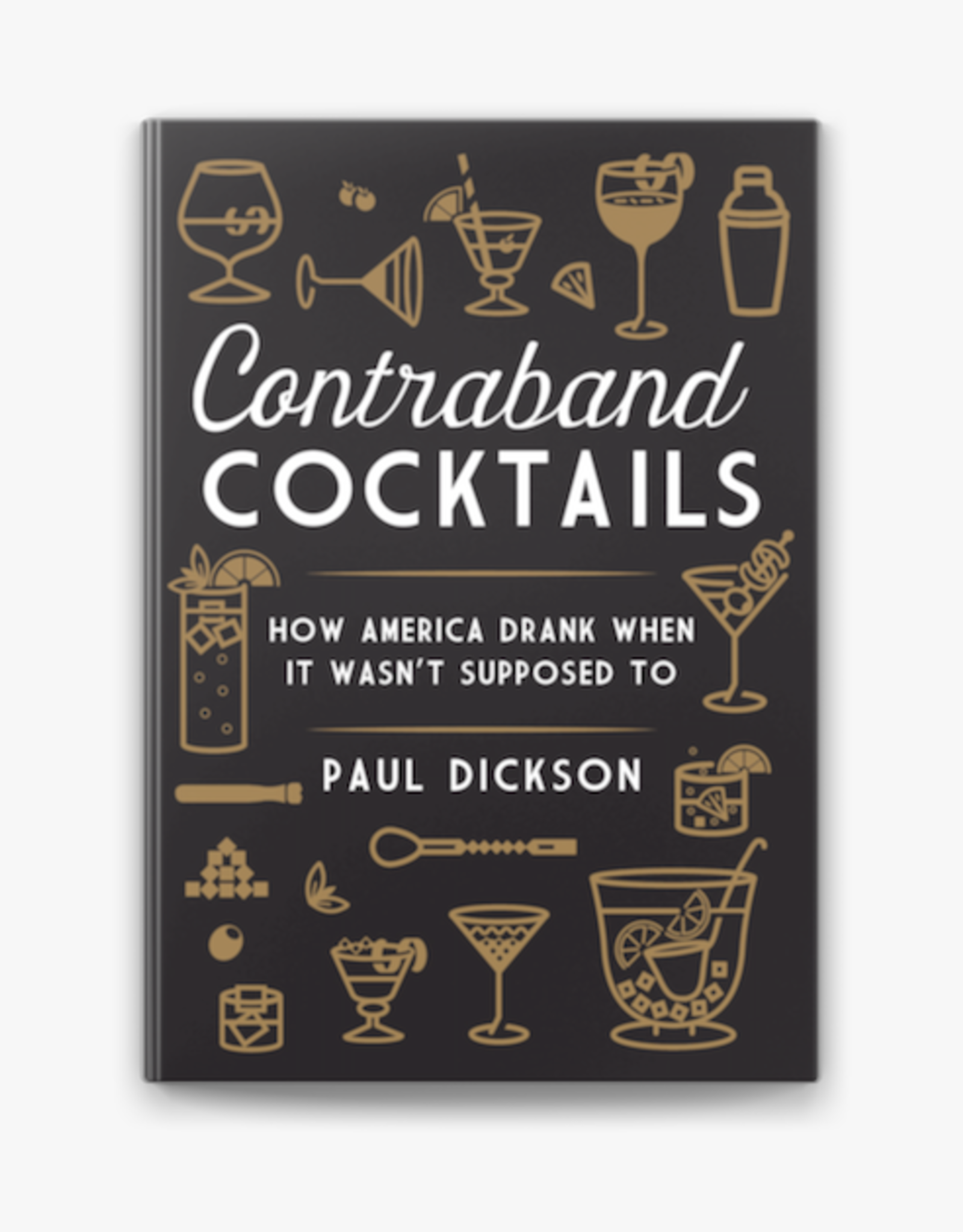 Book, Contraband Cocktails