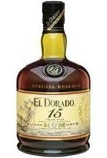 Rum, Demerara, 15yr Special Reserve, El Dorado