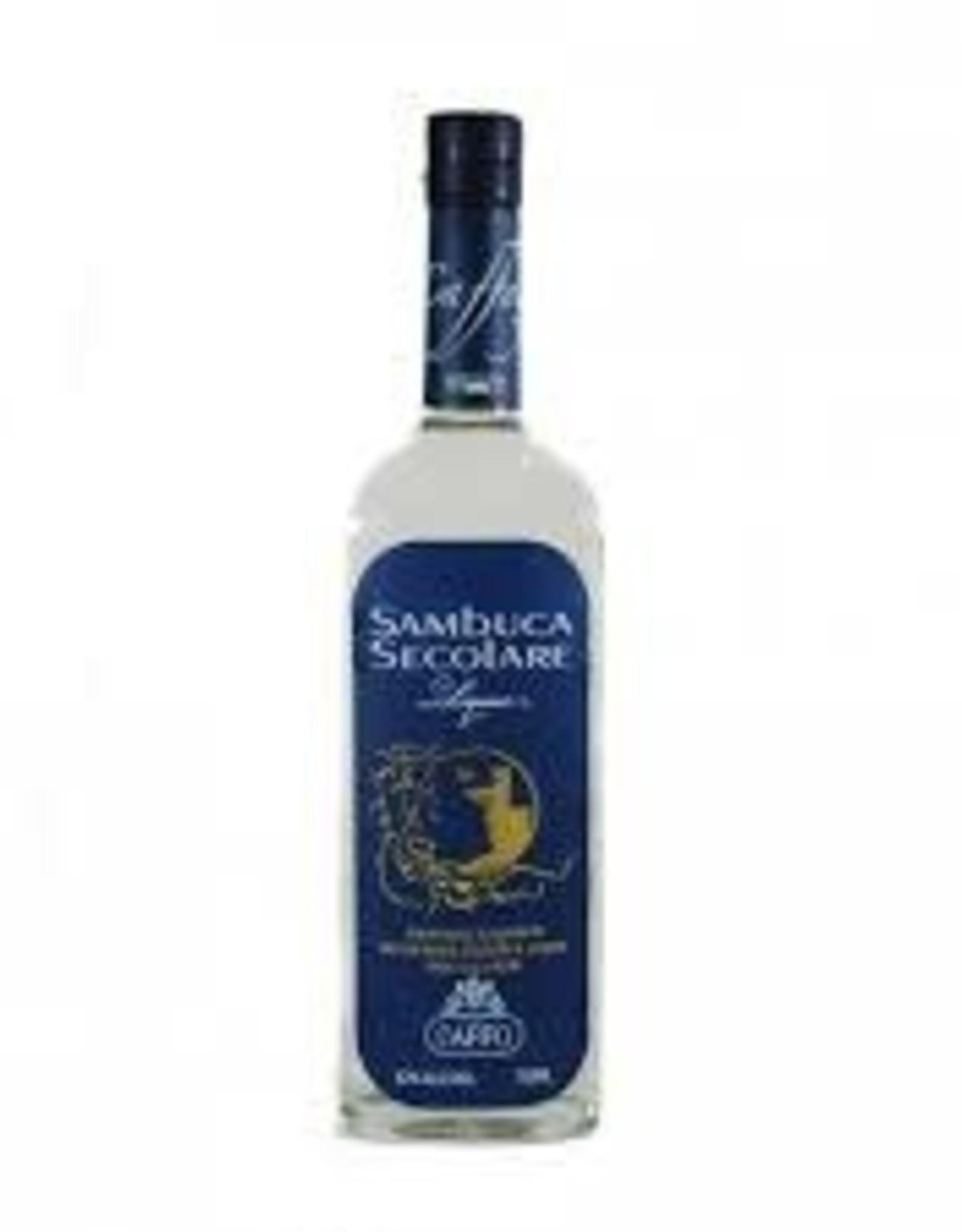 Spirits Sambuca, Caffo