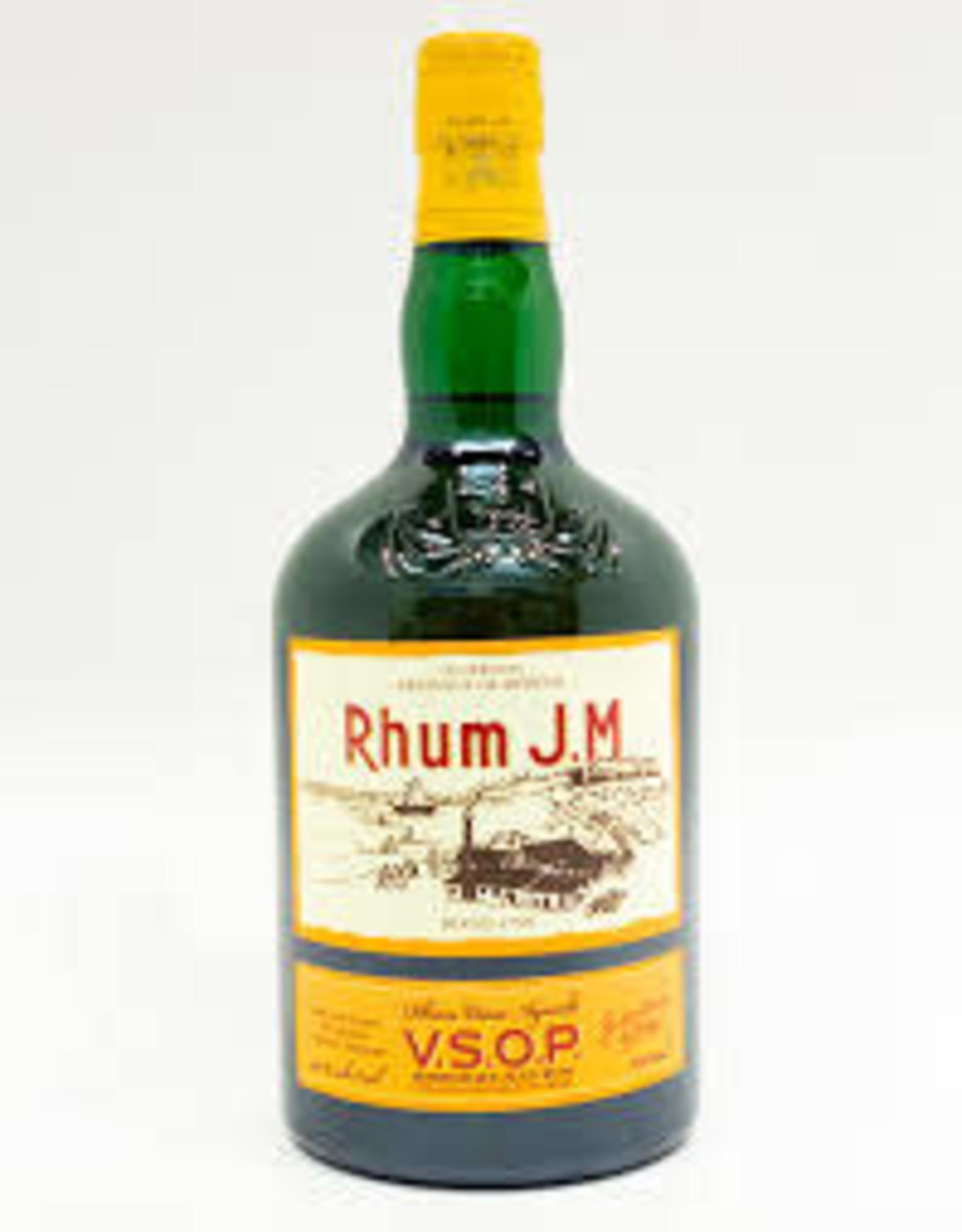 Rum, Martinique, VSOP, Rhum J.M.