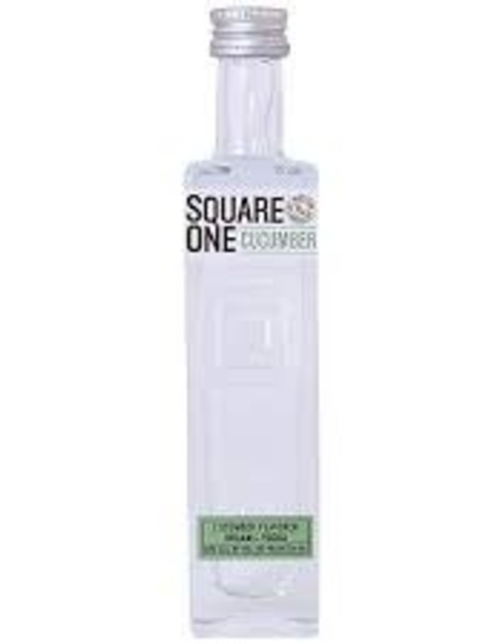 Spirits Vodka, Cucumber, Idaho, Square One
