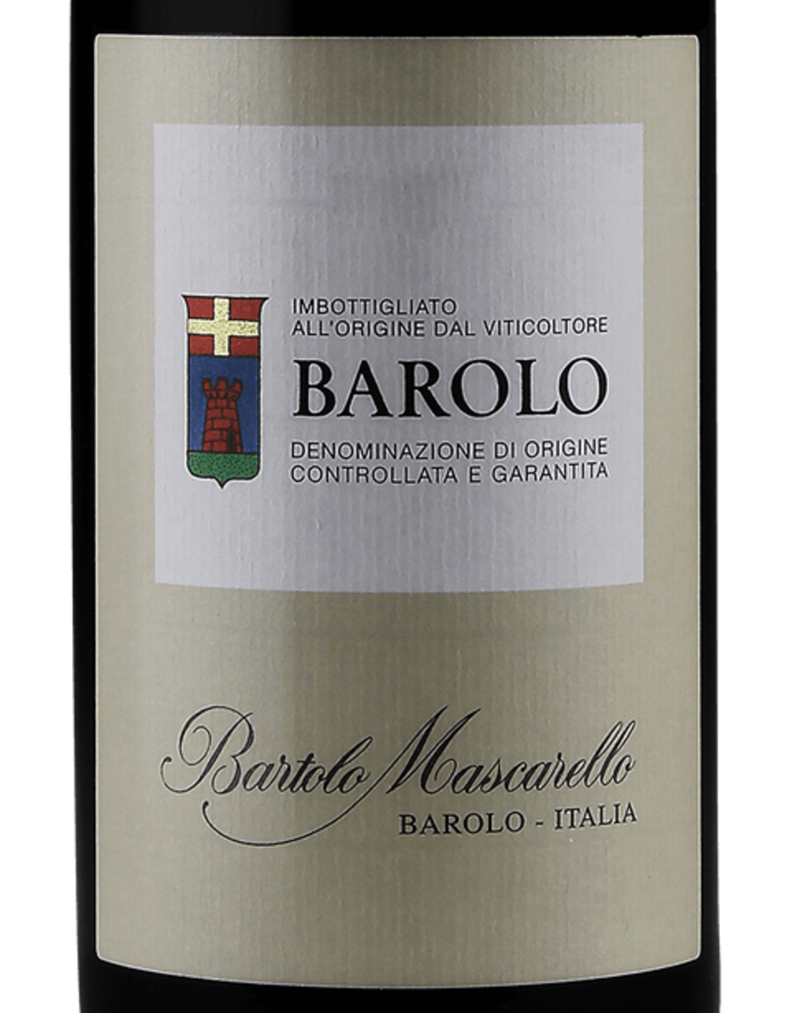 Barolo, Bartolo Mascarello 2015