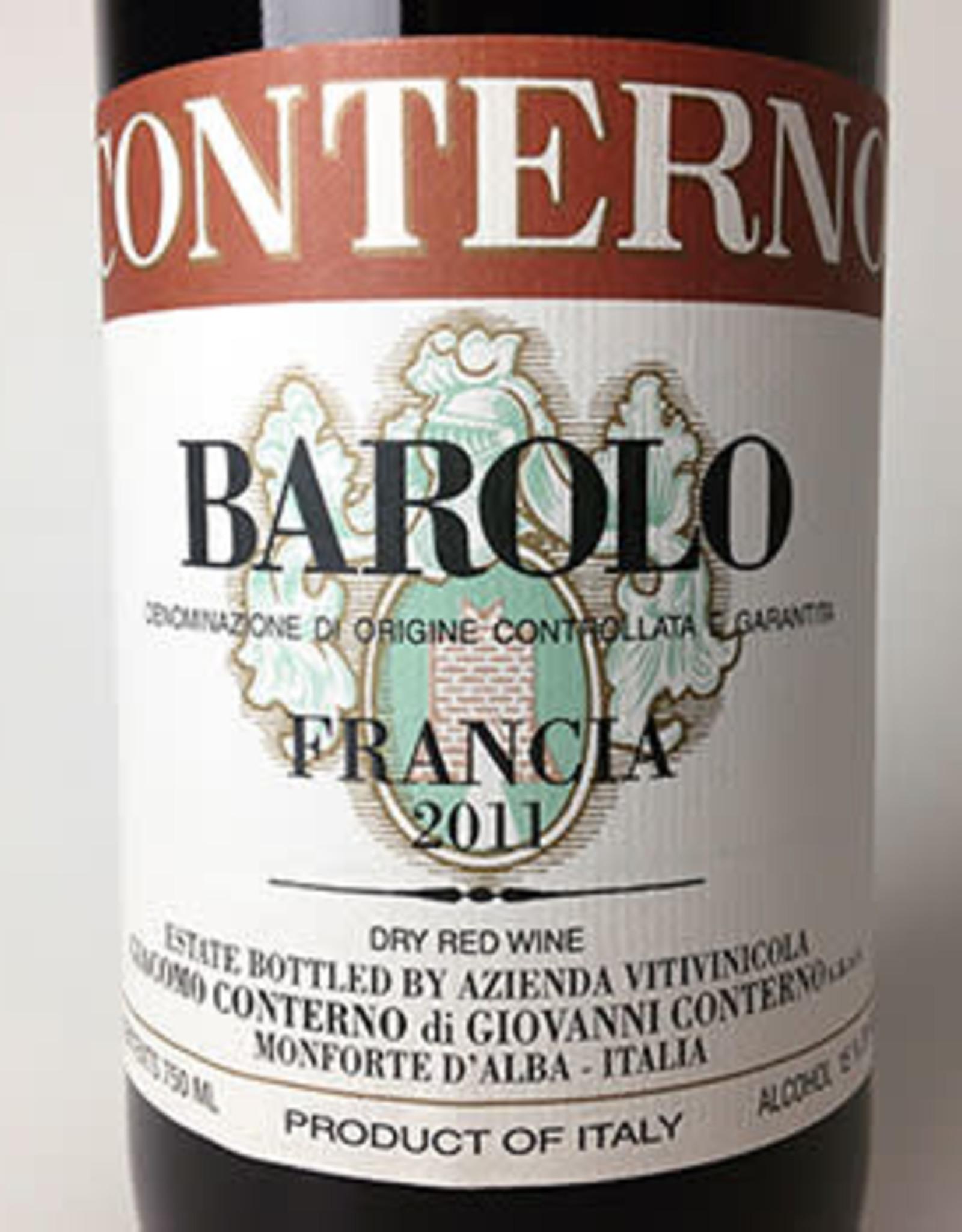 Barolo, FRANCIA, Giacomo Conterno 2011