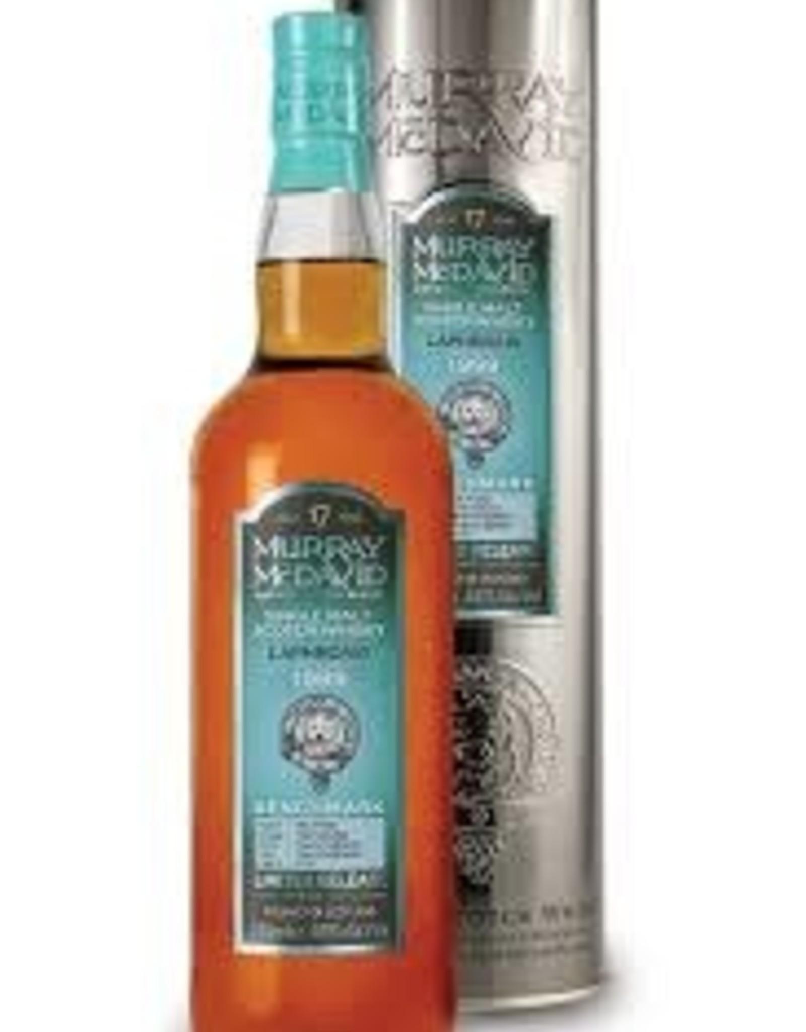 Single Malt Whisky, Islay, Murray McDavid Laphroaig 1999 (17yr.), Glass Revolution