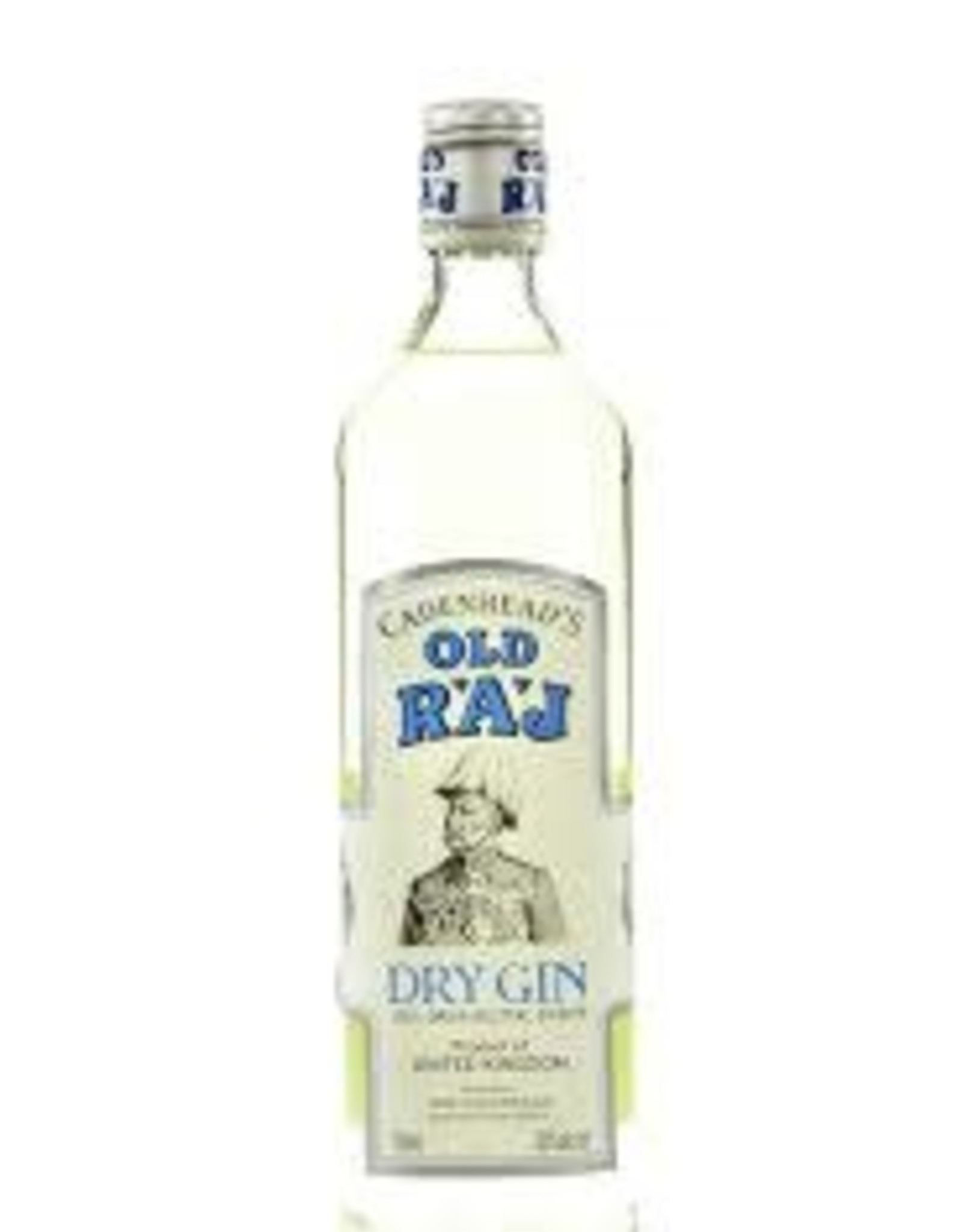 Spirits Gin, England, OLD RAJ, Cadenhead's