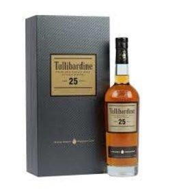 Scotch Whiskey, Single Malt, Highlands, 25yr, Tullibardine