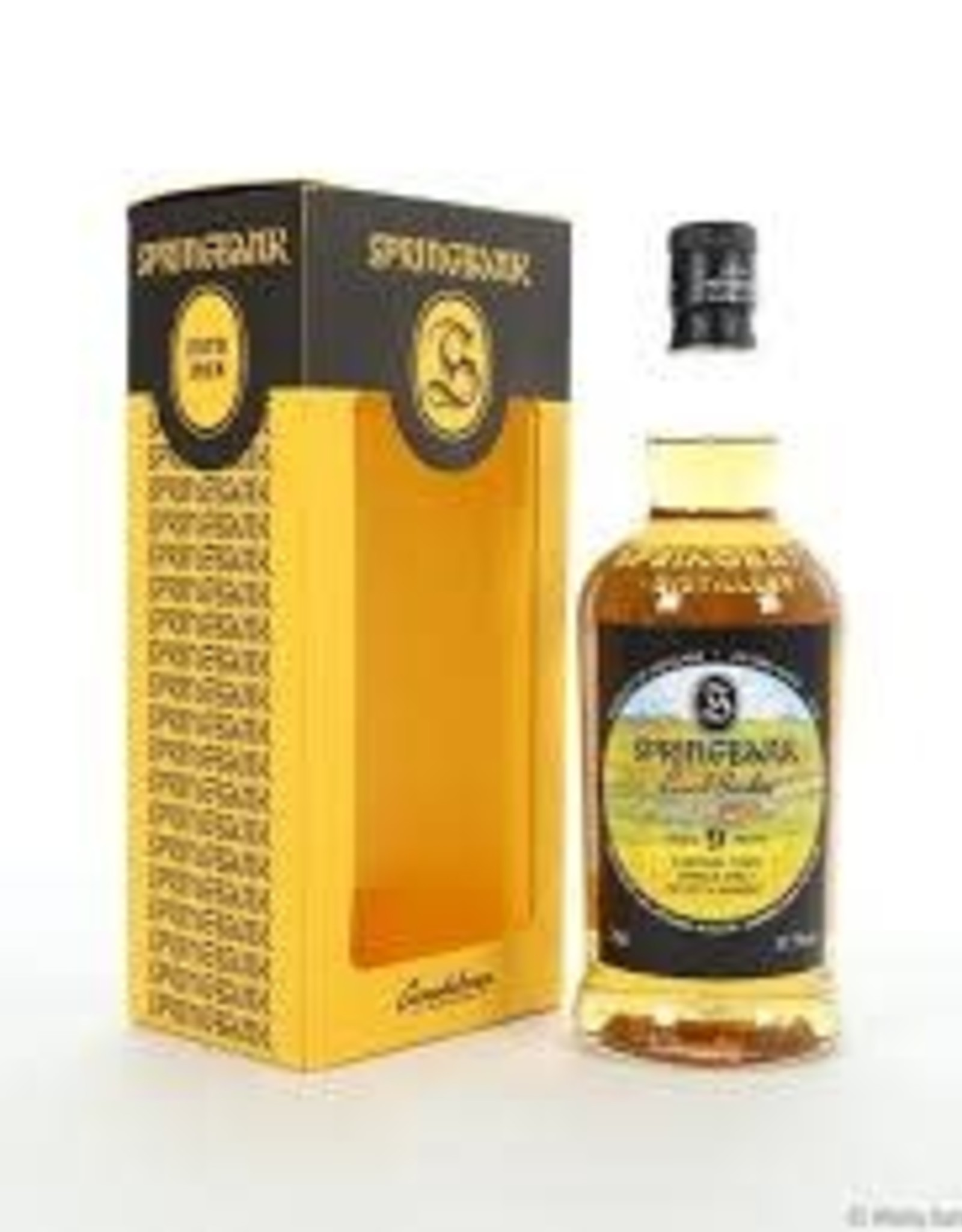 Scotch Whiskey, Single Malt, Campbeltown, 'Local Barley,' 9yr, Springbank