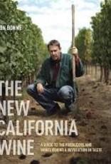Book, New California Wine, Jon Bonne