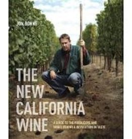 Book, New California Wine, Jon Bonne