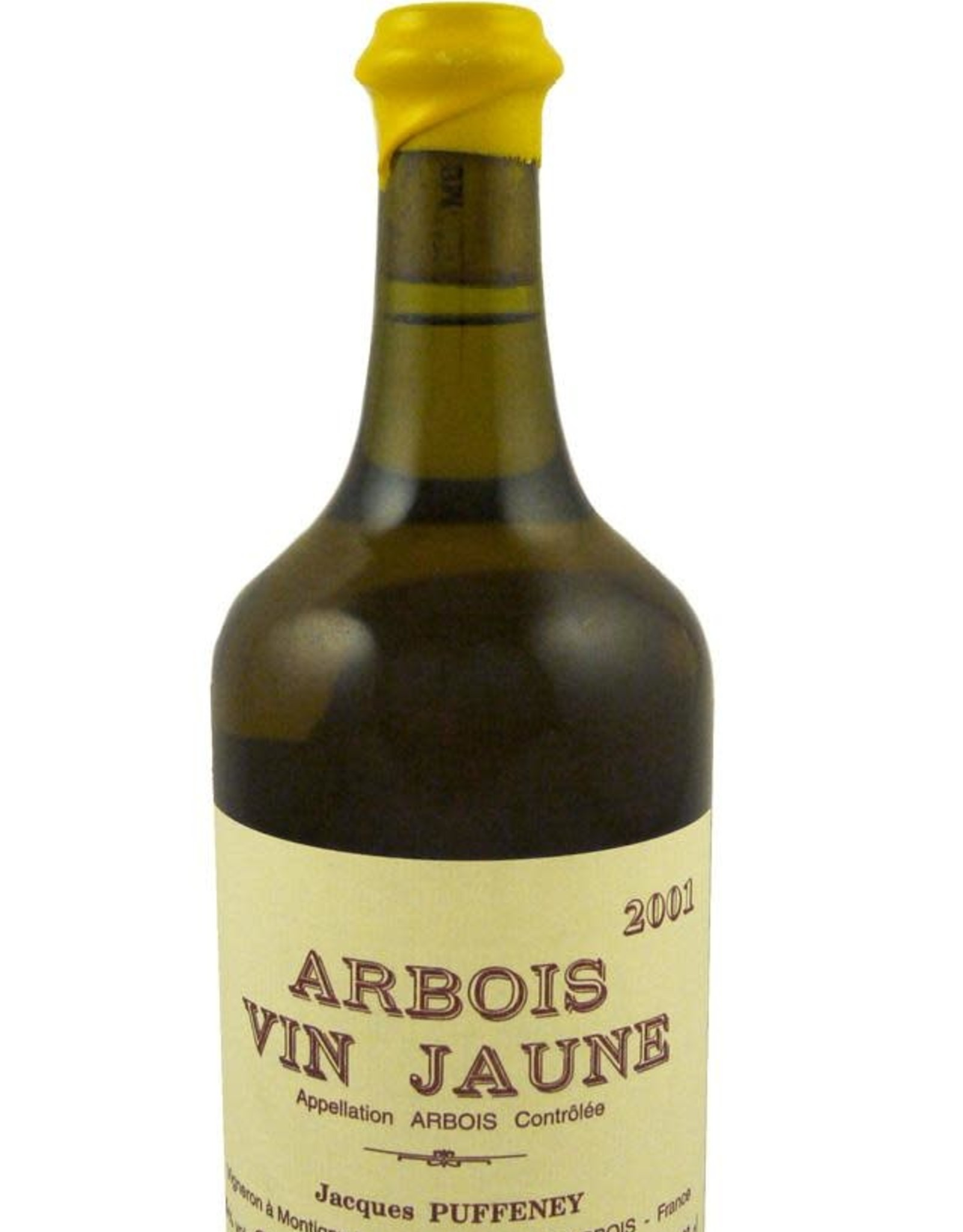 Arbois Vin Jaune, Puffeney 2011 (620 ml)