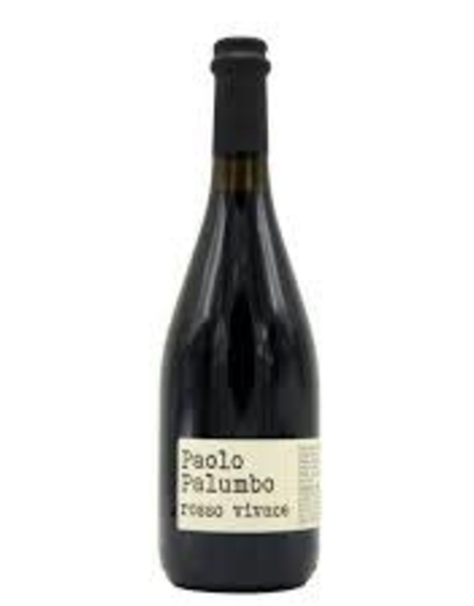 Sparkling Aglianico, Paolo Palumbo Rosso Vivace