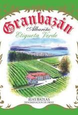 Wine-White Albarino, Rias Baixas, 'Etiqueta Verde, ' Granbazan 2018