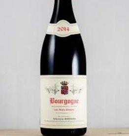R Burgundy, Bourgogne, LES BONS BATONS, Barthod 2013