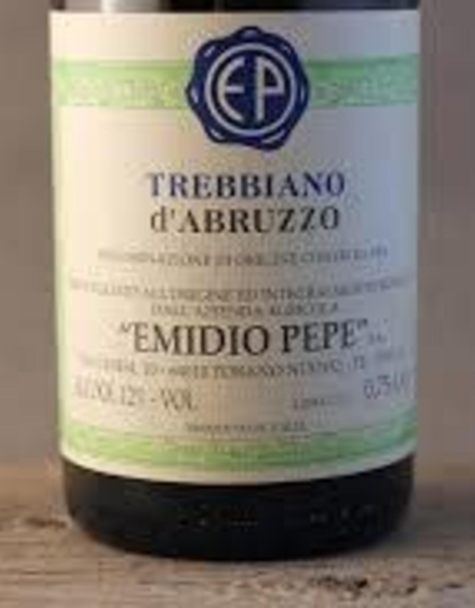 Trebbiano d'Abruzzo, Emido Pepe 2014