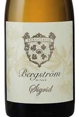 Chardonnay, SIGRID, Willamette Valley, Bergstrom 2012