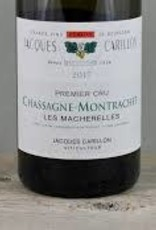 W Burgundy, Chassagne Montrachet 1er, LES MACHERELLES, Carillon 2017