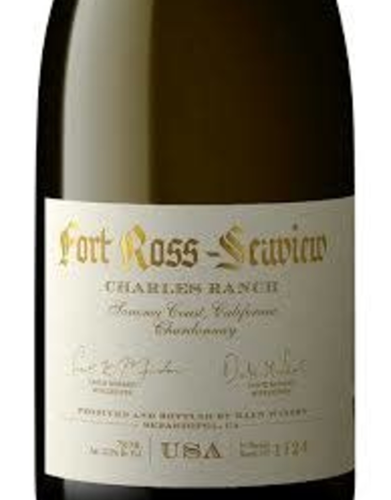 Chardonnay  Fort Ross-Seaview,  Raen 2016