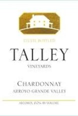 Chardonnay, Arroyo Grande, 'Estate,' Talley 2017 (375 ml)