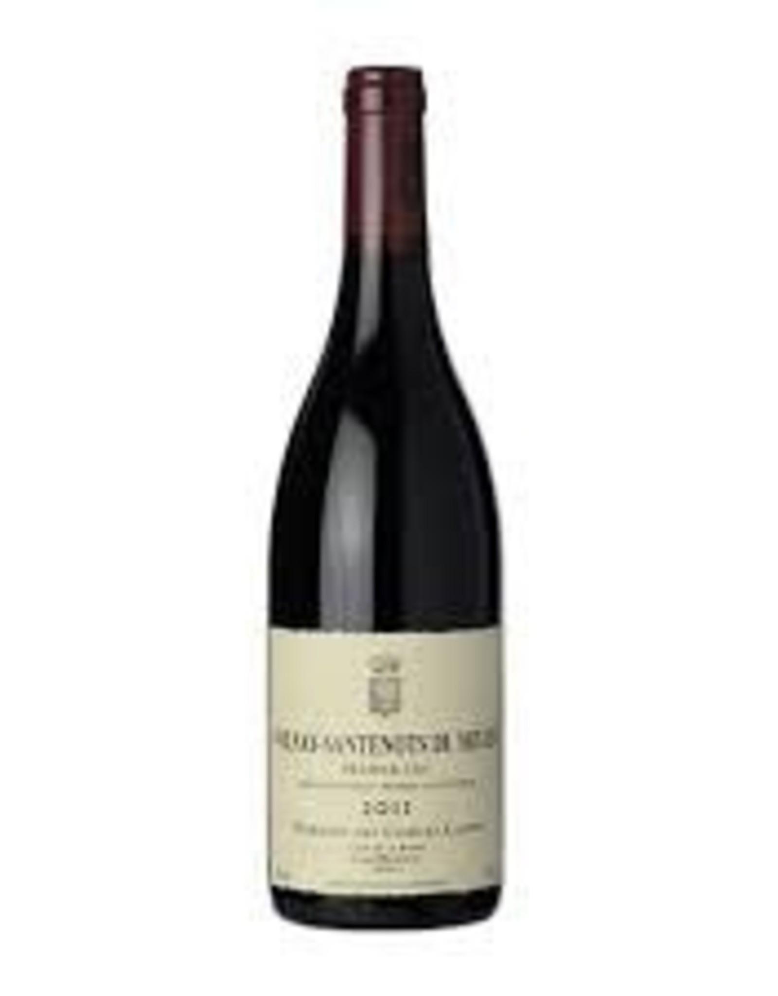 R Burgundy, Volnay, 'SANTENOTS DU MILIEU 1r,' Comtes Lafon 2013