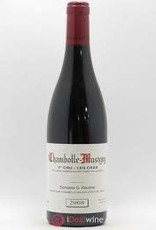 R Burgundy, Chambolle-Musigny 1er, 'Les Cras,' G. Roumier 2014