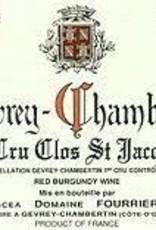 R Burgundy, Gevrey Chambertin 1er Cru, 'CLOS SAINT JACQUE, Fourrier 2013