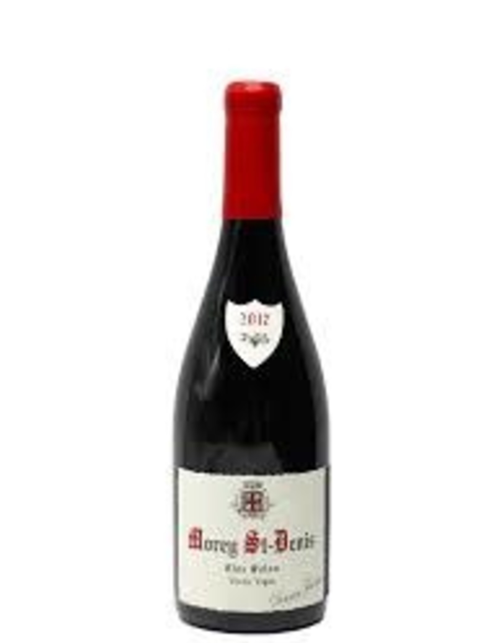 R Burgundy, Morey Saint Denis, CLOS SOLON VV, Fourrier 2017