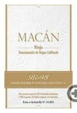 Rioja, 'Macan, ' Vega Sicilia (Benjamin de Rothschild) 2010