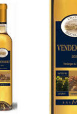 Wine-Sweet White Petit Manseng, Pacherenc du Vic-Bilh, Vendemiaire, Brumont 2015 (500 ml)
