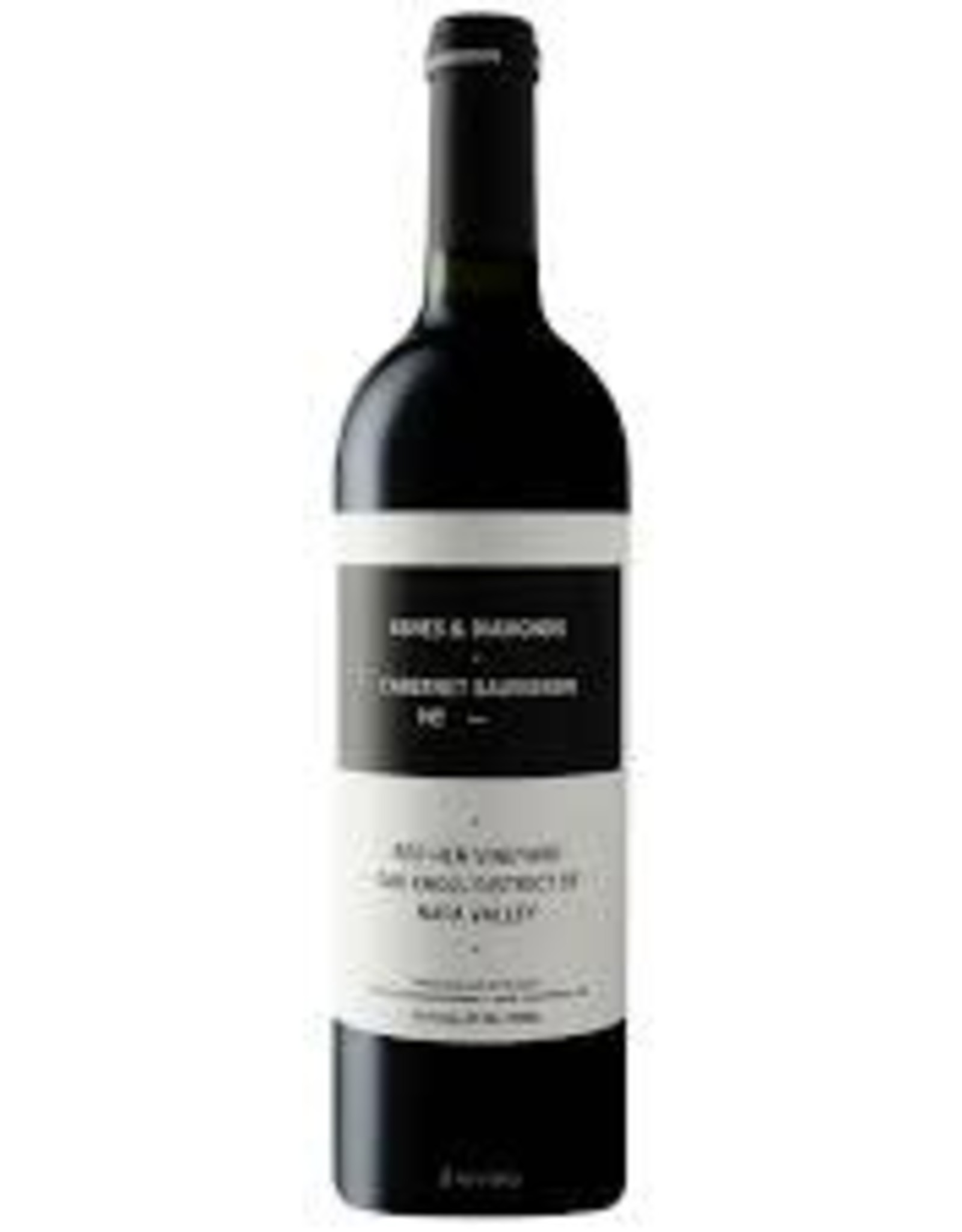 Red Blend, Oak Knoll, A & D Vineyard, Grand Vin No 1, Ashes and Diamonds 2016