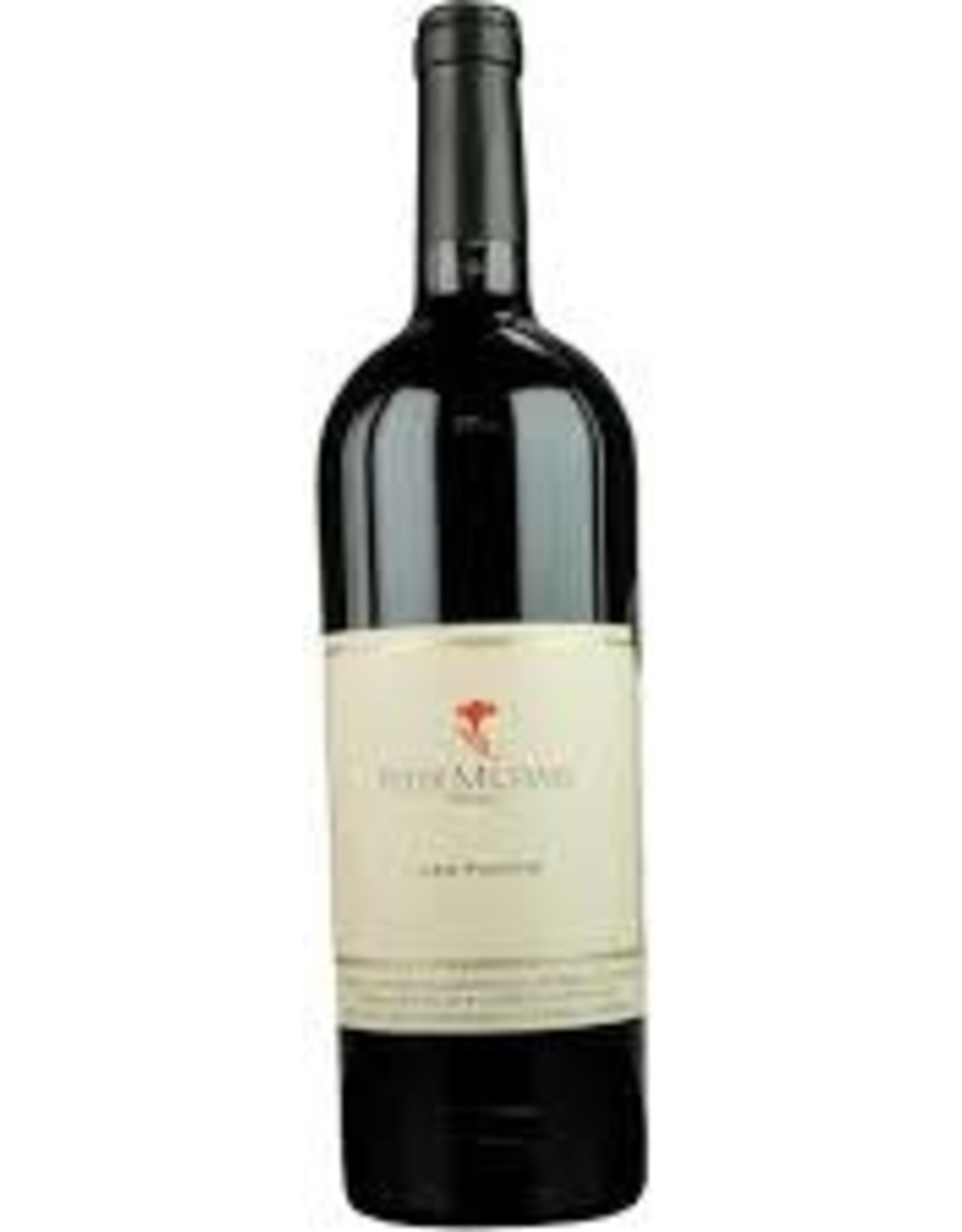 Red Blend, Knights Valley, LES PAVOTS, Peter Michael 2011