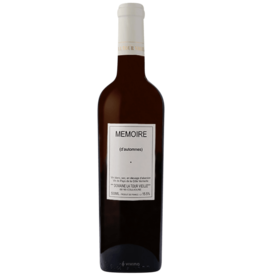 Wine-White-Skin Contact Grenache Blanc/ Grenache Gris, MEMOIRE D'AUTOMNES, La Tour Vieille NV