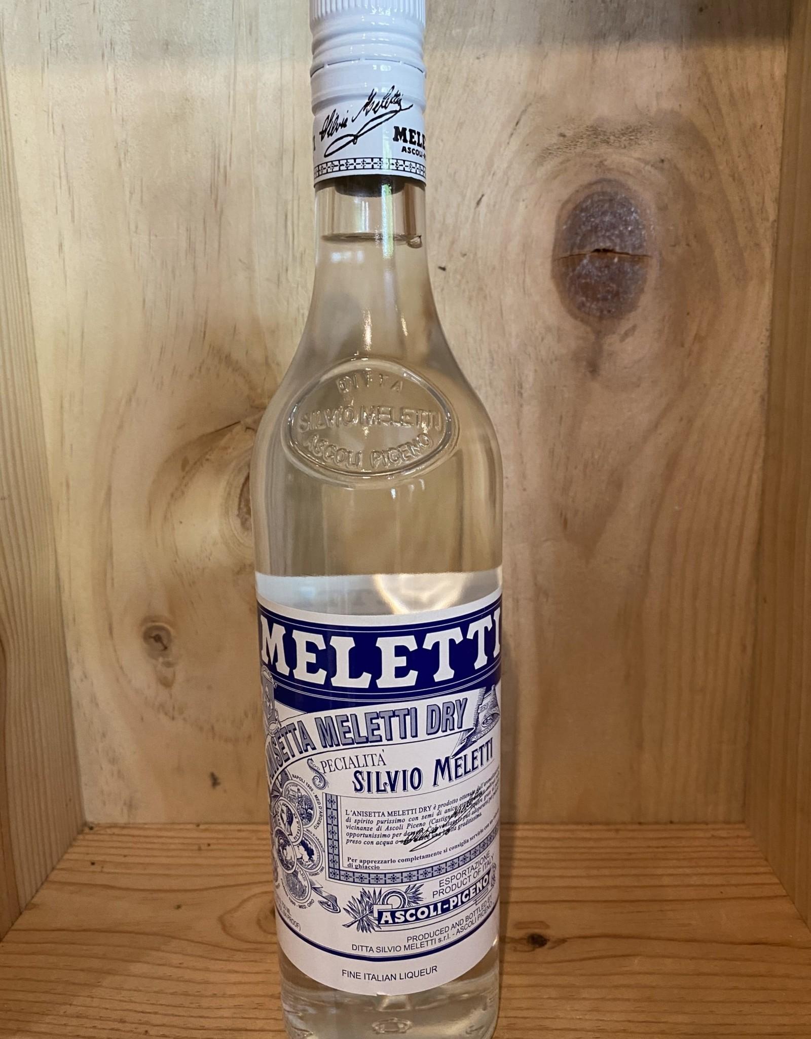 Spirits Dry Anisette, Meletti