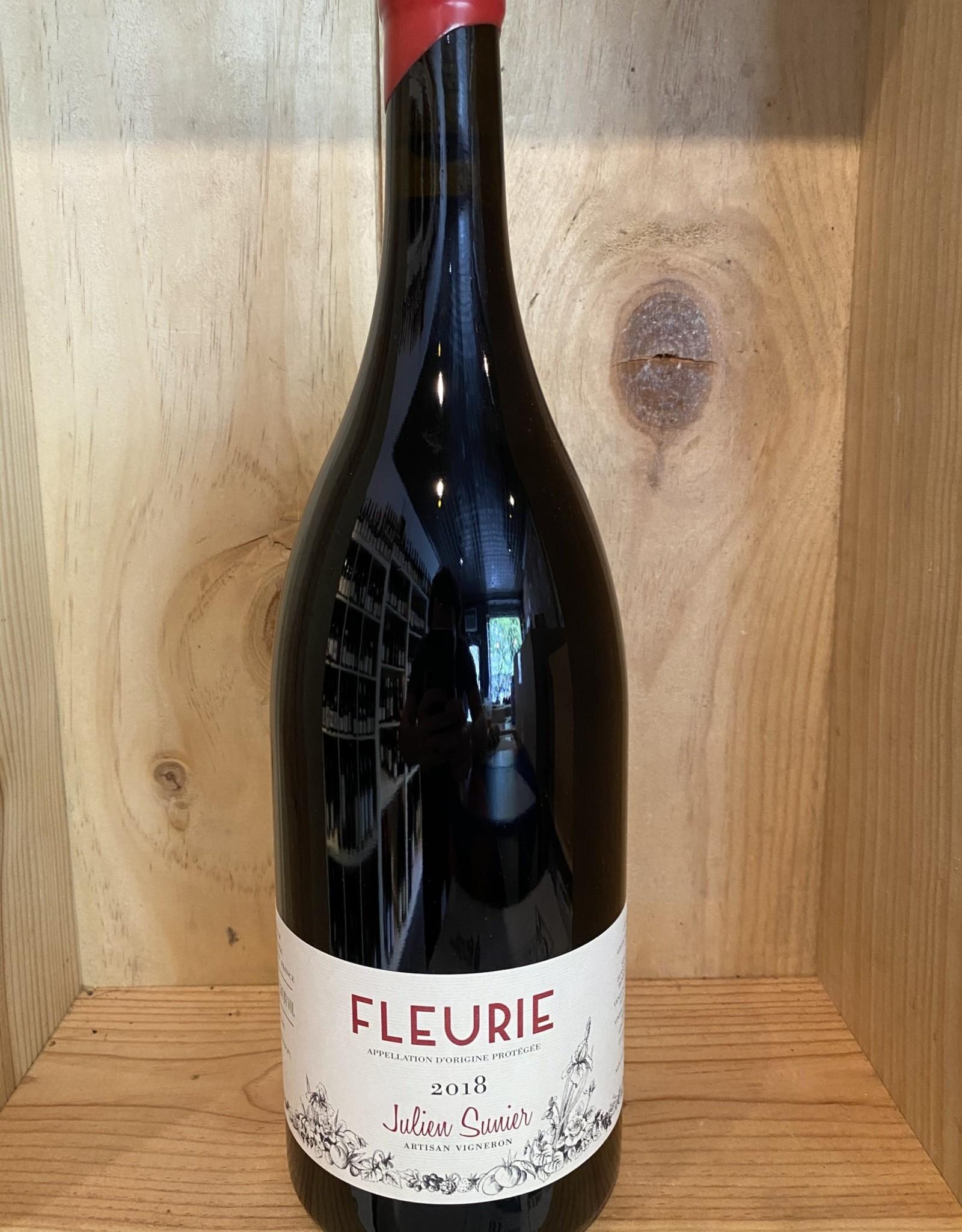 BEAUJOLAIS Gamay, Fleurie, Julien Sunier 2018 (1.5 L)
