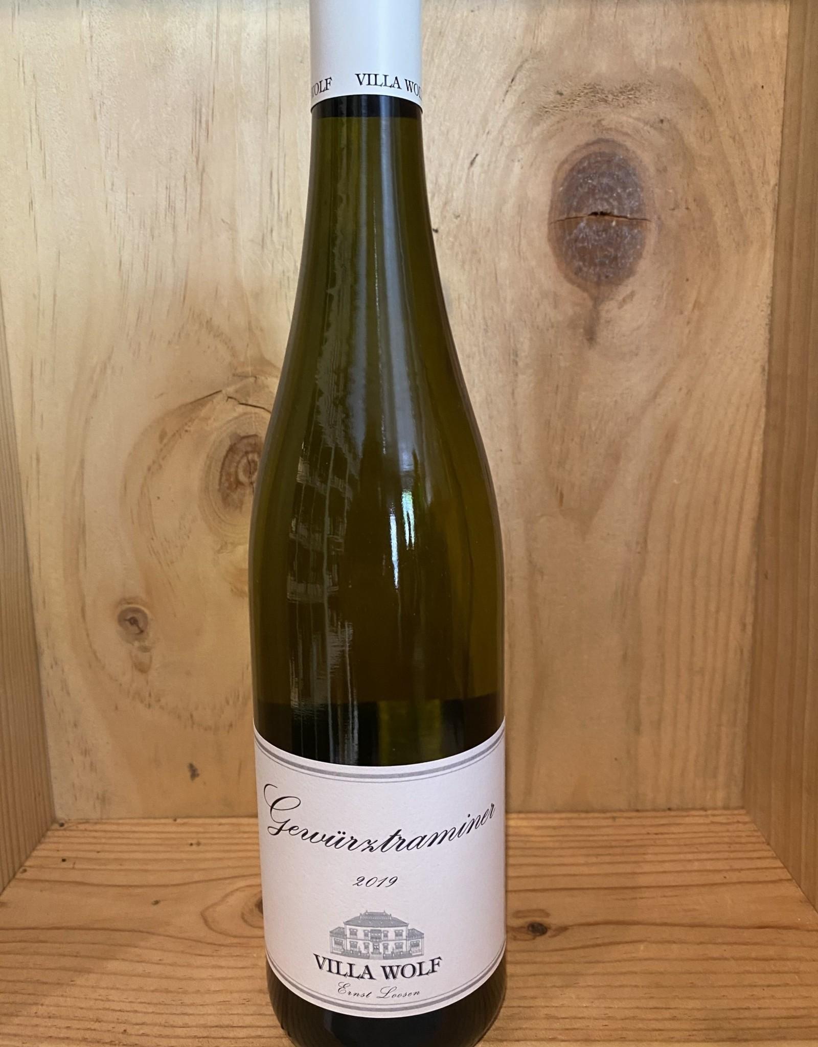 Wine-White Gewurtztraminer, Pfalz, Villa Wolf 2019
