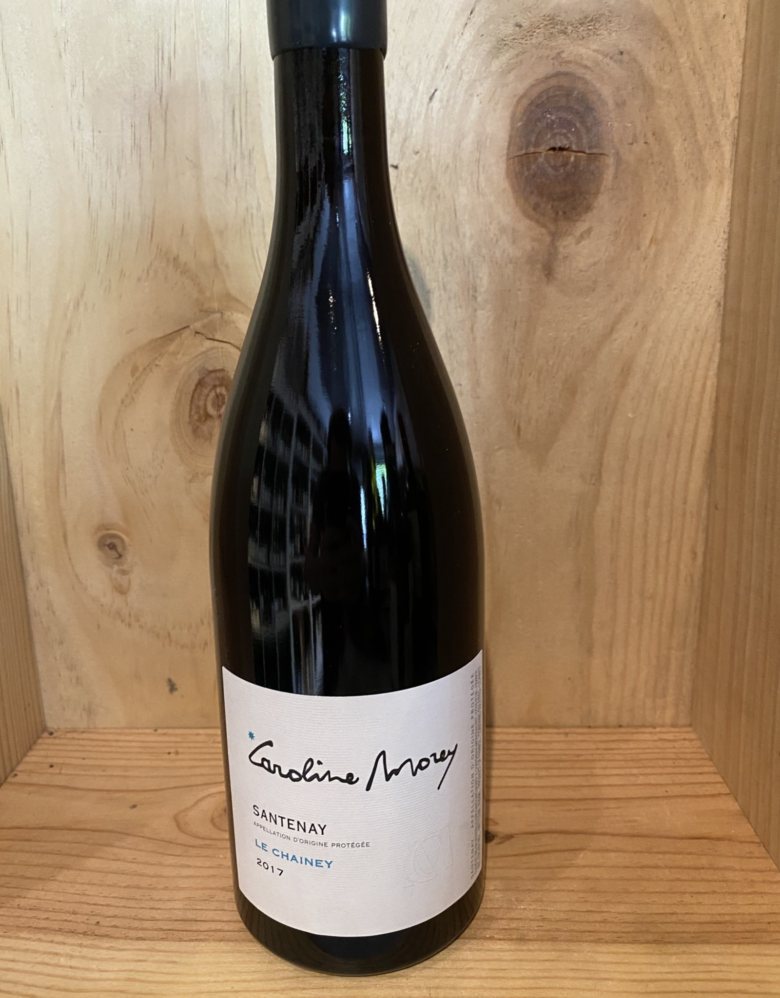 R Burgundy, Santenay Rouge, LE CHAINEY, Caroline Morey 2017