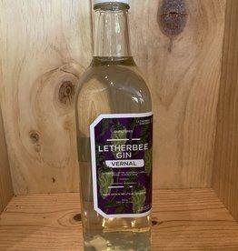Spirits Gin, VERNAL, Letherbee Distillers (SEASONAL 2019)