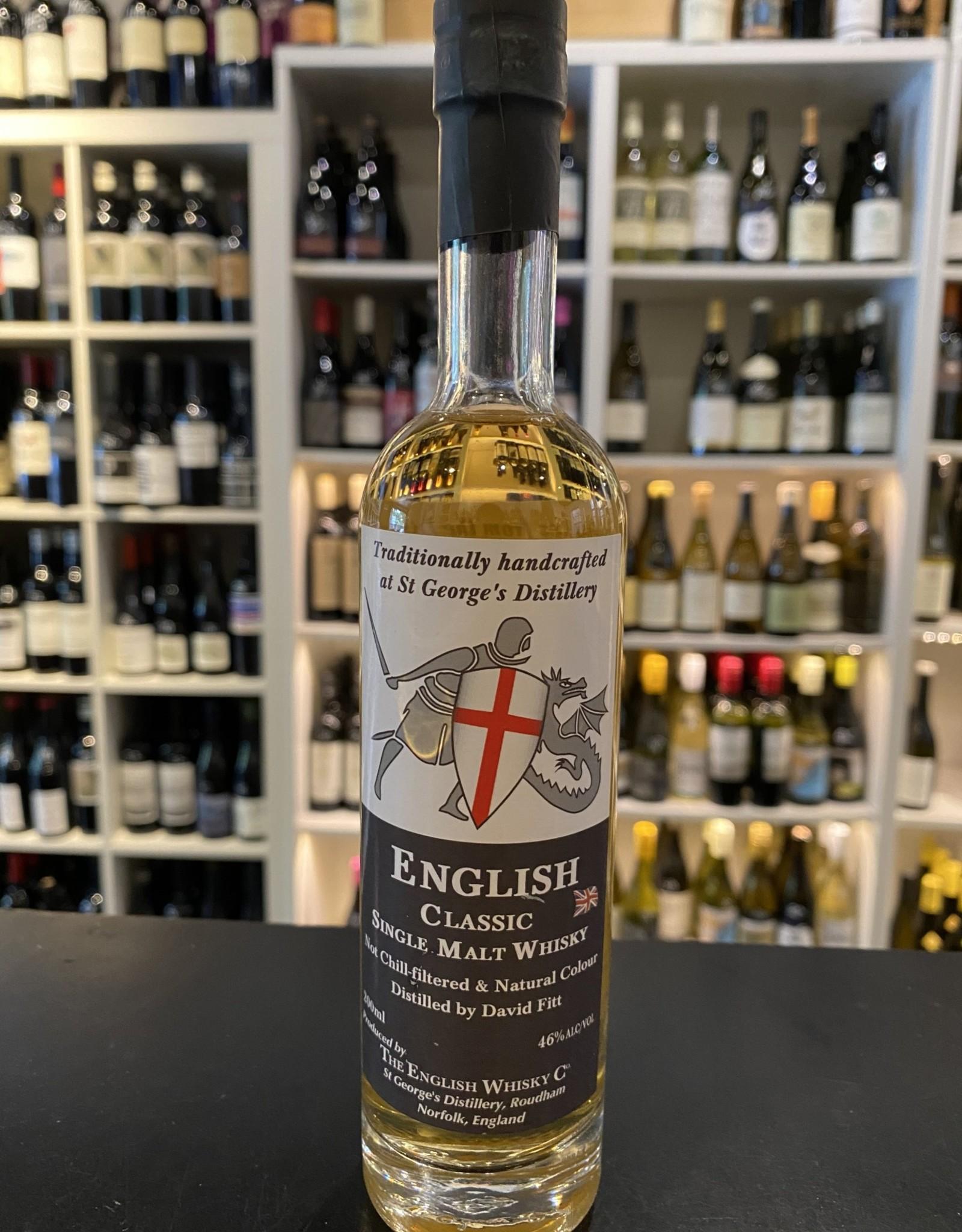 Single Malt Whisky, CLASSIC, English Whisky Company (200 ml)