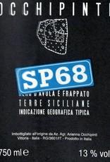 Frappato/Nero d'Avola, Terre Siciliane, SP68 Rosso, Occhipinti 2019