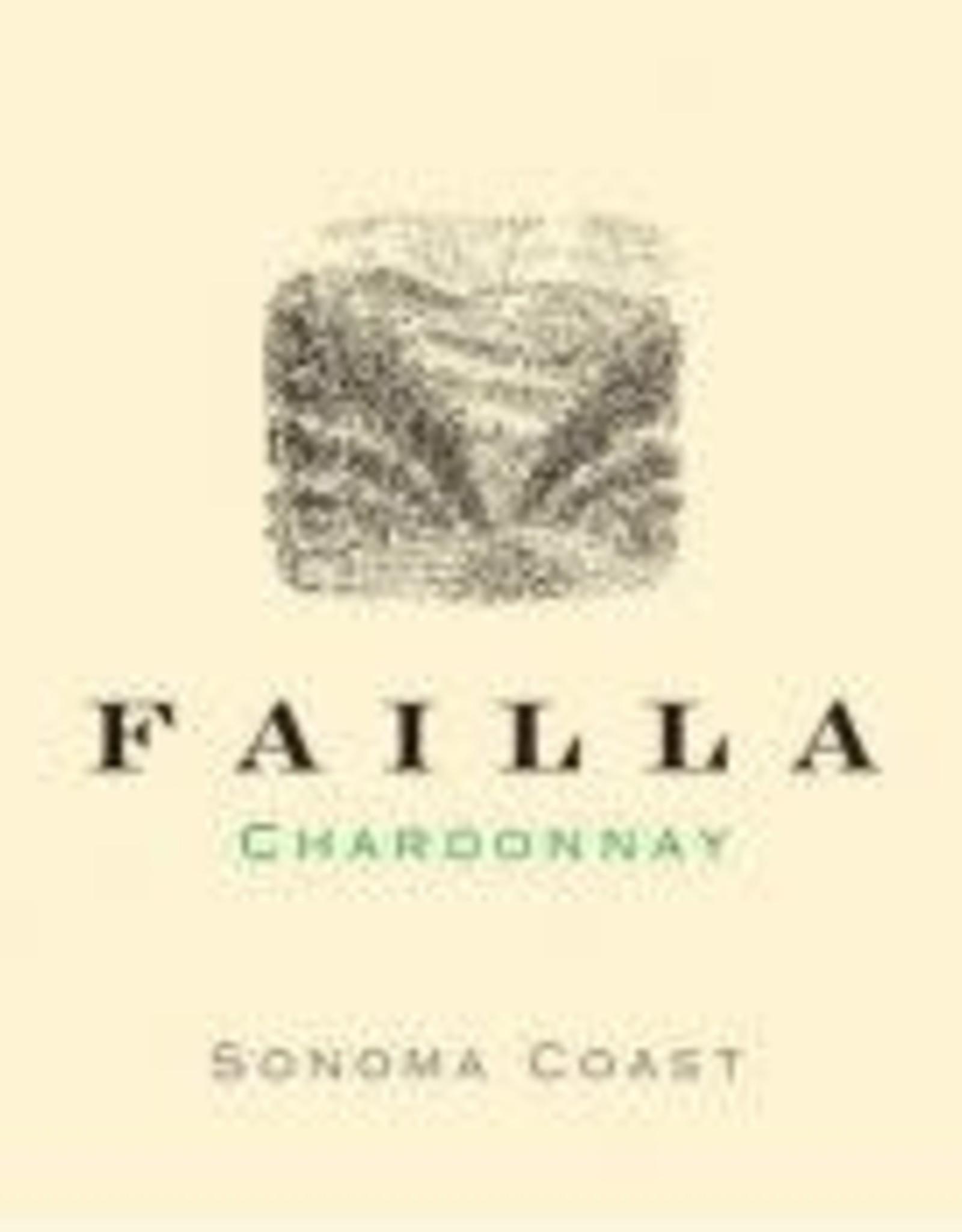 Chardonnay, Sonoma Coast, Failla 2018