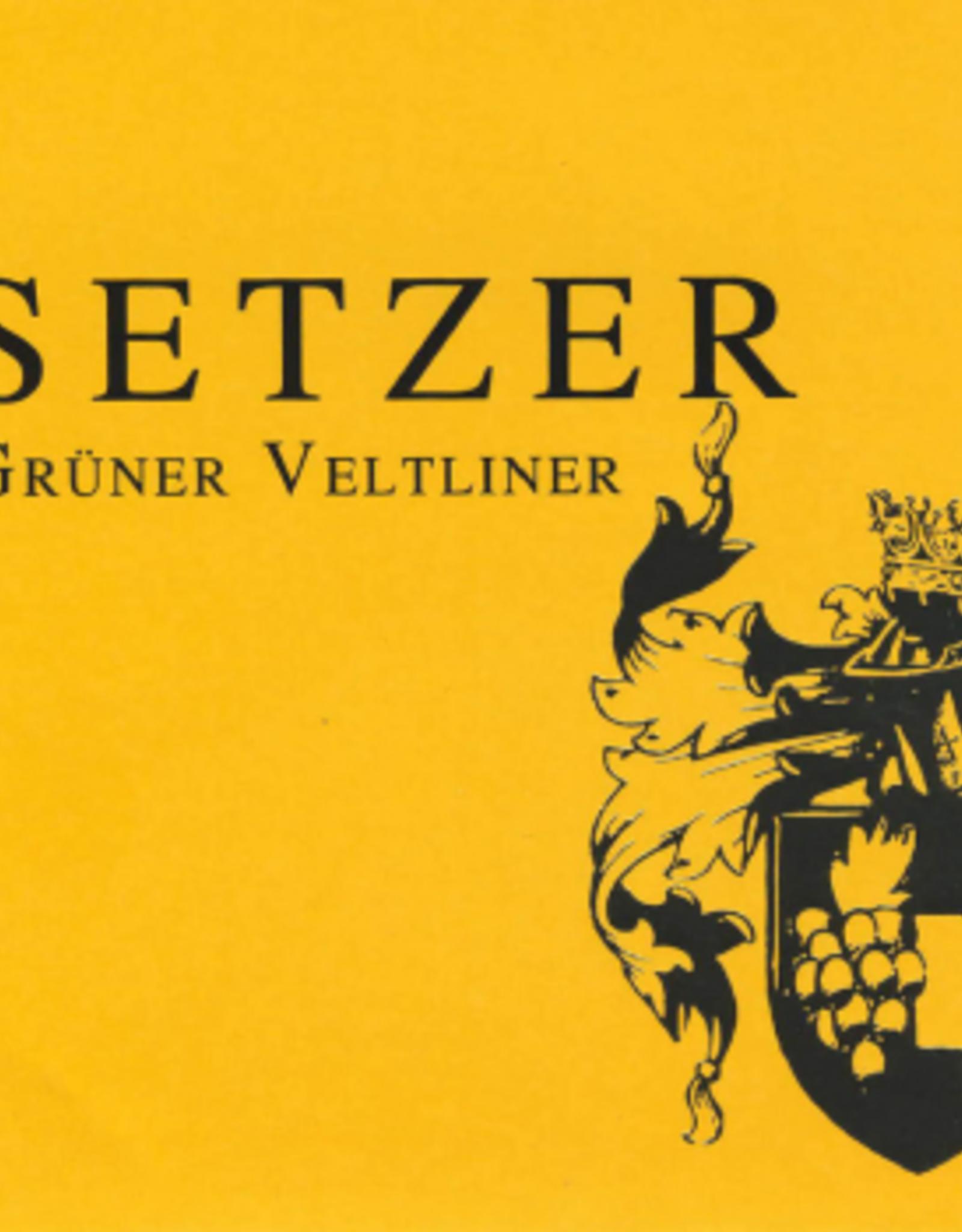 Wine-White Gruner Veltliner, Setzer 2018