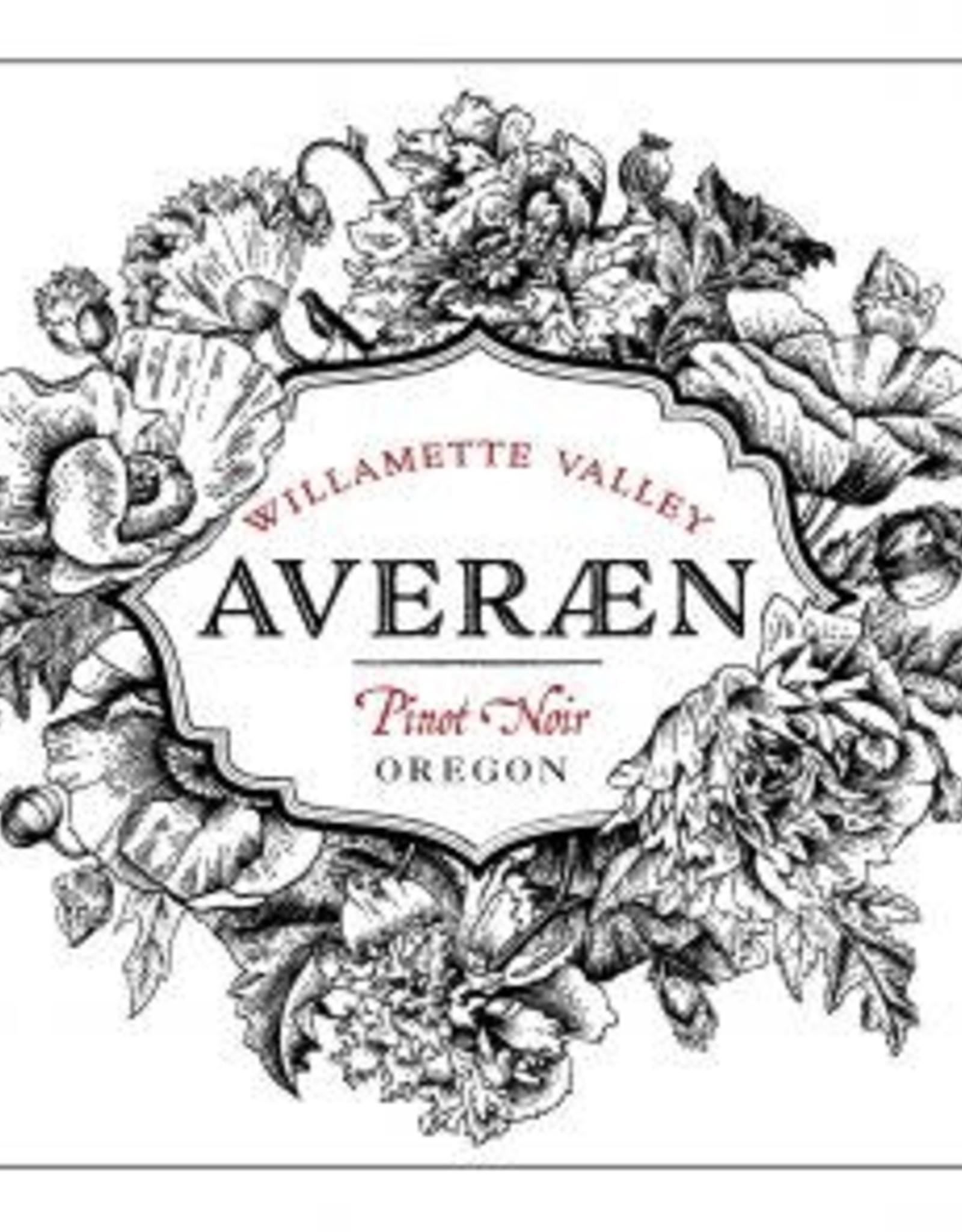 Pinot Noir, Willamette Valley, Averaen 2018
