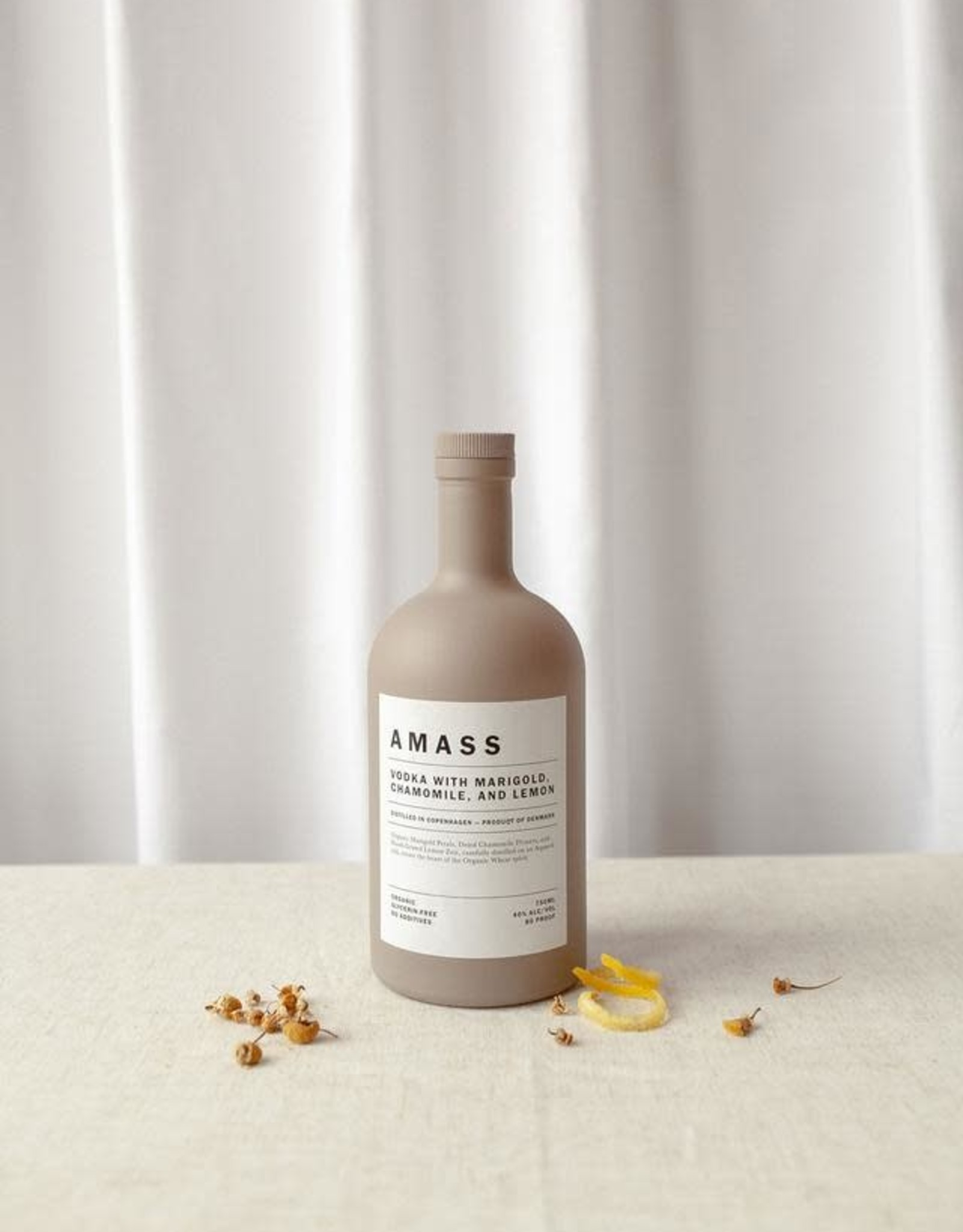 Vodka, Denmark, AMASS