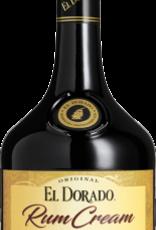 Spirits Rum Cream Liqueur, Demerara, El Dorado