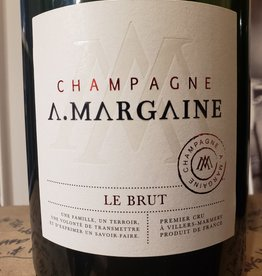 Champagne Brut 1r, 'Cuvee Traditionelle, ' A. Margaine NV (1.5 L)