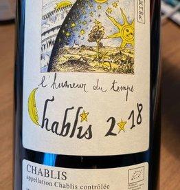 Wine-White W Burgundy, Chablis, L'HUMER DU TEMPS, De Moor 2018