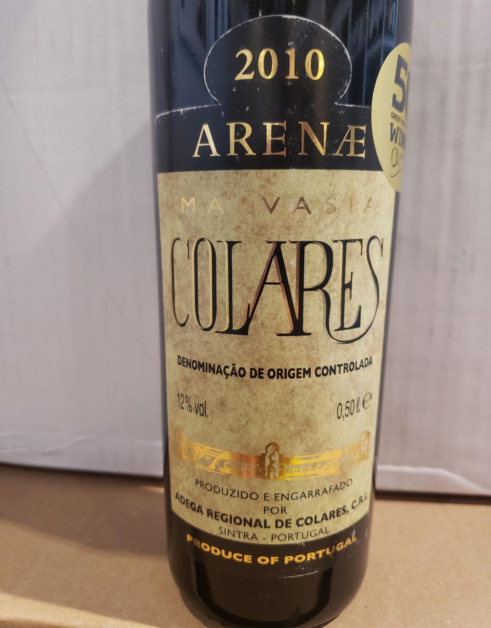 Colares Malvasia, Colares, 'Arenae,' Adega Regional de Colares 2010 (375 ml)