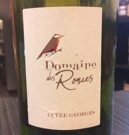 Wine-White Chardonnay, CUVEE GEORGE, Domaine des Ronces 2015