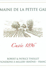 Coteaux du Lyonnais, Cuvee 1896, La Petite Gallee 2015