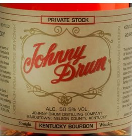Bourbon Whiskey, Private Stock, Kentucky, 50.5%, Johnny Drum NV