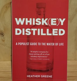 Books, Whiskey Distilled